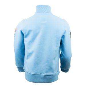 Gulf Smart Racing Zip Jacket Kids gulf blue