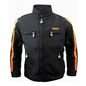 Gulf Racing Jacket Kids black