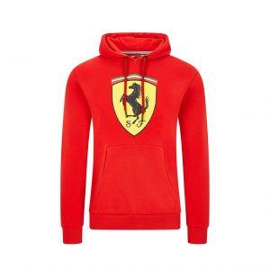 Scuderia Ferrari con capucha