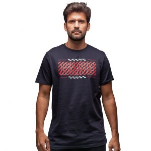 Red Bull Racing Grafik T-Shirt dunkelblau