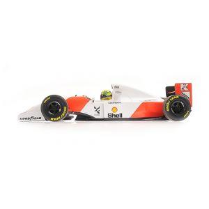 Ayrton Senna -McLaren Ford MP4/8 -  Ganador del GP de Japón 1993 1/18