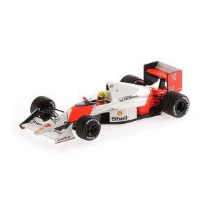 Ayrton Senna - McLaren Honda MP4/5B - Gewinner Kanada GP 1990 1:43