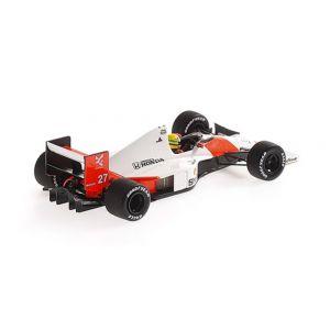 McLaren Honda MP4/5B - Ayrton Senna - Gagnant Canada GP 1990 1/43