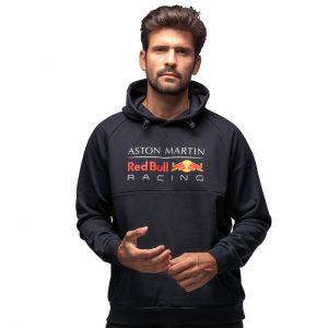 Red Bull Racing Hooded sweatshirt navy blue