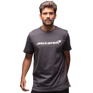 McLaren F1 Essentials Maglietta antracite