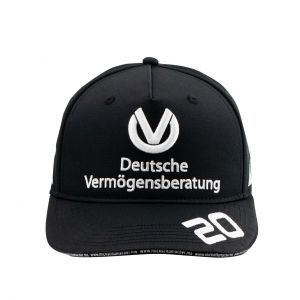Cappello Mick Schumacher 2020 nero