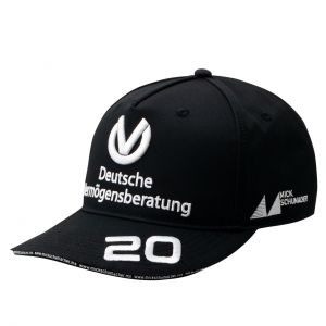 Mick Schumacher Cap 2020 black