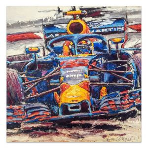 Artwork Max Verstappen I #0016