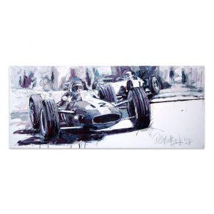 Kunstwerk Jim Clark #0031