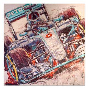 Œuvre d'art Nico Rosberg 2016 #0039