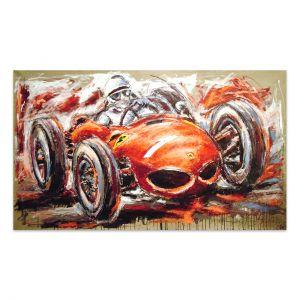 Kunstwerk Phil Hill 1961 #0046
