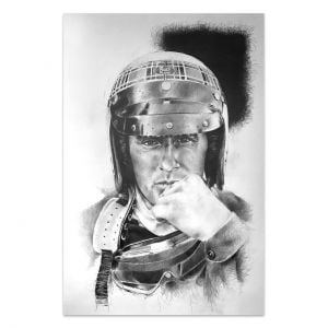 Artwork Sir Jackie Stewart II #0048