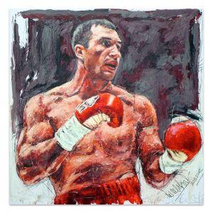 Artwork Wladimir Klitschko 2012 #0060
