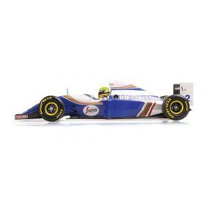 Ayrton Senna Williams Renault FW16 Testing Circuit Paul Ricard 1994 1/18