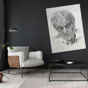 Œuvre d'art Bernie Ecclestone Portrait #0010