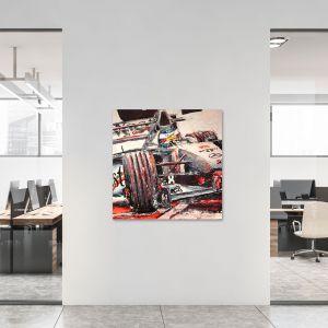 Kunstwerk Mika Häkkinen I #0014