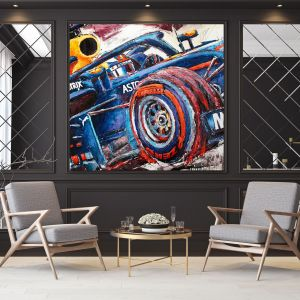 Artwork Max Verstappen II #0017