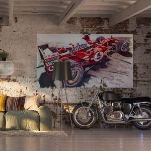 Kunstwerk Michael Schumacher #0026