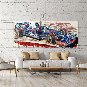Obra de arte Toro Rosso 2019 #0029