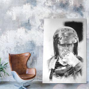 Kunstwerk Sir Jackie Stewart II #0048