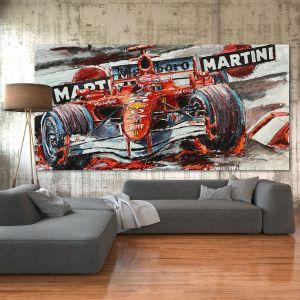 Obra de arte Michael Schumacher Moncao #0013