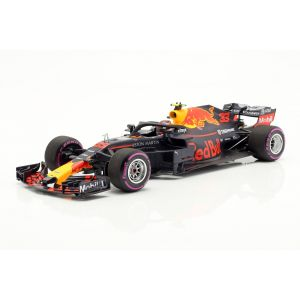 Max Verstappen Red Bull Racing RB14 #33 Sieger Mexiko F1 2018 1:18