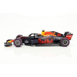 Max Verstappen Red Bull Racing RB14 #33 Winner Mexico F1 2018 1/18