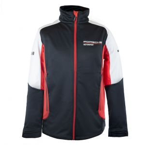 Porsche Motorsport Ladies Softshell Jacket black