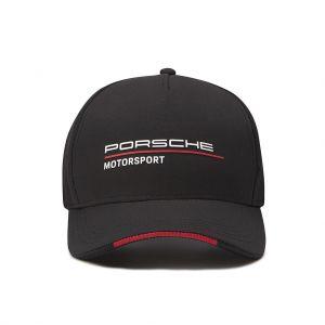 Porsche Motorsport Cap black