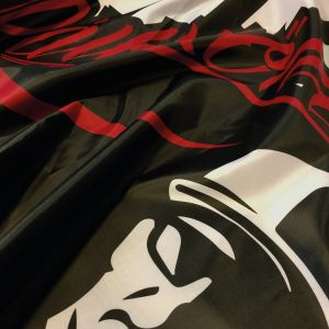 Kimi Räikkönen Flag Silhouette