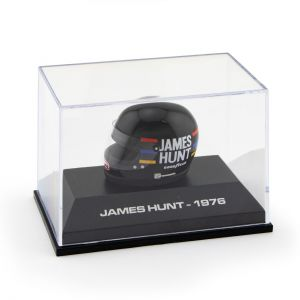 James Hunt Casque Miniature 1976 1/8
