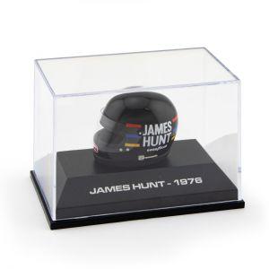 James Hunt Casque Miniature 1976 1/8
