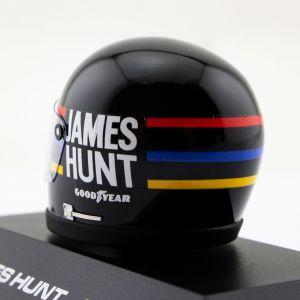 James Hunt Casco Mini 1976 1/8
