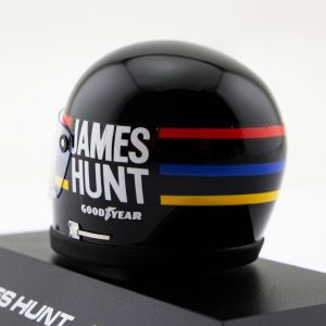 James Hunt Miniaturhelm 1976 1:8