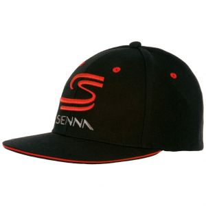 Cappello Senna Collection Flat Brim