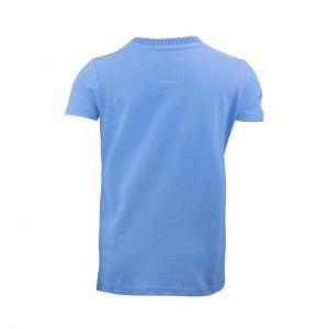 Gulf Camiseta Dry-T Niños cobalto
