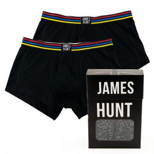 James Hunt Boxershorts Helmet Doppelpack