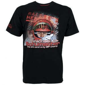 Michael Schumacher T-Shirt Challenge Tour