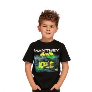 Manthey-Racing Bambini Maglietta Pitstop Grello 911