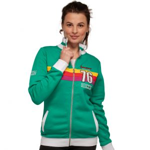 Kremer Racing Sweat zippé Femmes 76