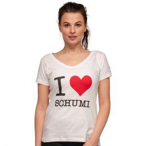 Michael Schumacher Camiseta I love Schumi