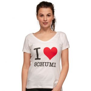 Michael Schumacher Maglietta I love Schumi