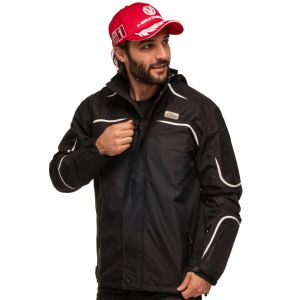 Michael Schumacher Functional-Jacket Tech