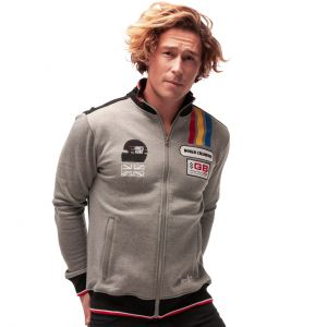 James Hunt Sweat Zippé Watkins Glen