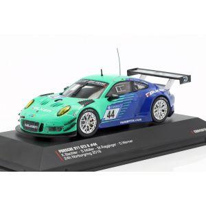 Porsche 911 (991) GT3 R #44 9th 24h Nürburgring 2018 Falken 1/43