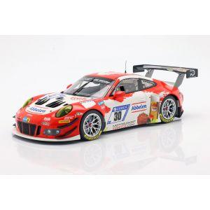 Porsche 911 GT3 R Frikadelli Racing Team 24h Nürburgring 2018 1:18