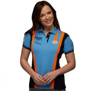 Gulf Polo Racing Team Femmes cobalt