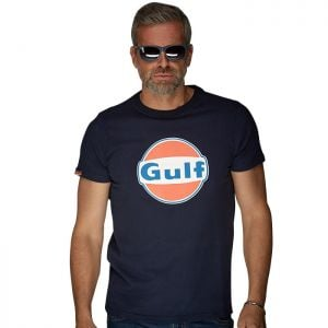 Gulf T-Shirt Dry-T navy blue