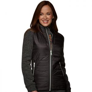 Gulf Motorsport Zip Lady Jacket black