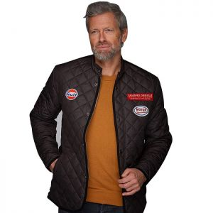 Gulf Jacket Gentlemen Driver black